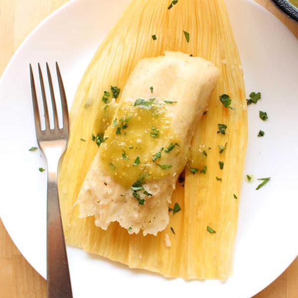 Tamales - Vegetarian