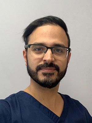 Dr Ahmed Rammahi BDS MSc RSCEd