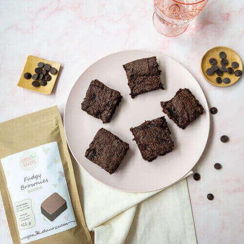 Brownies Bakmix