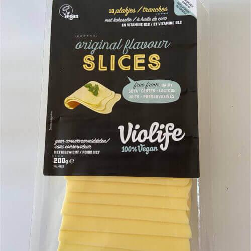 Violife original slices