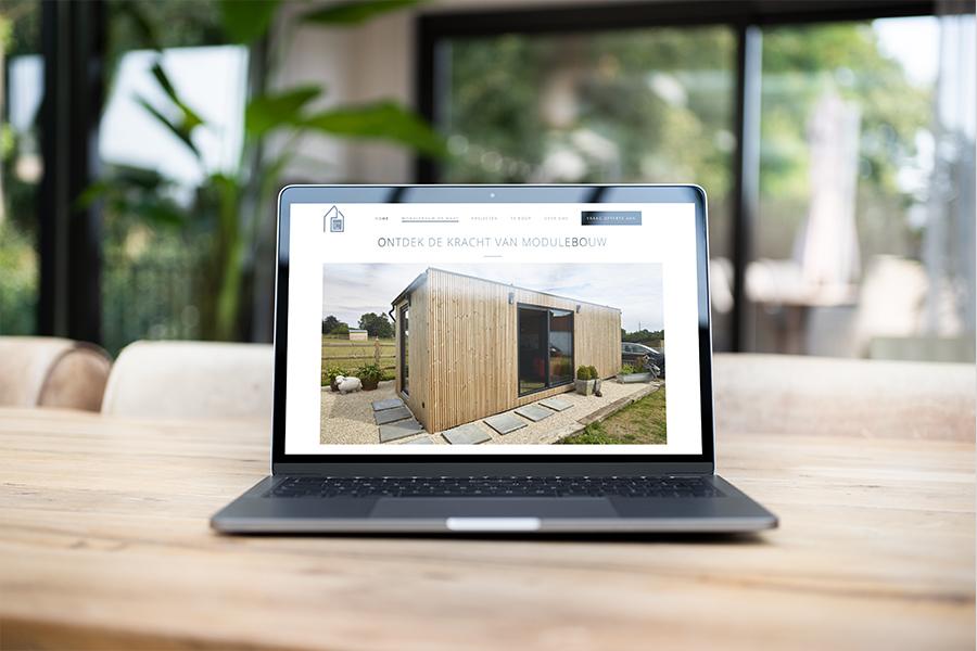 House of Steel webdesign