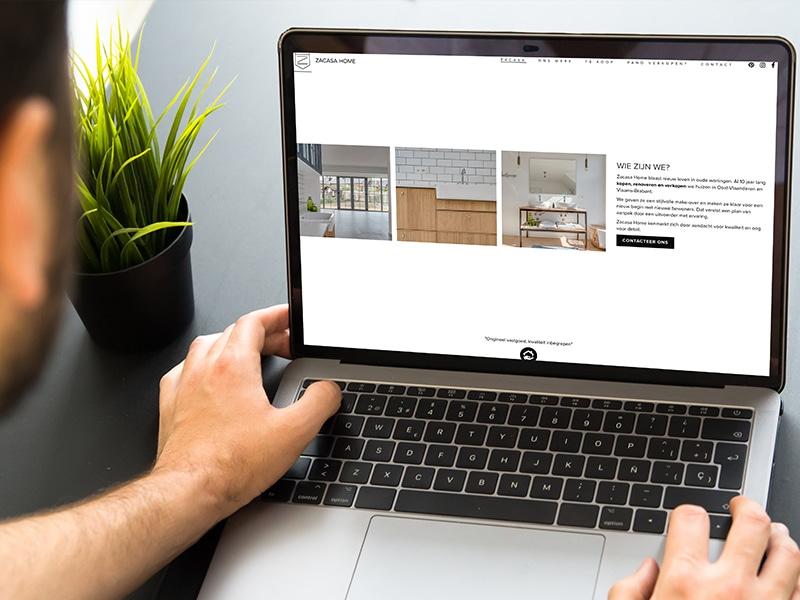 website Zacasa