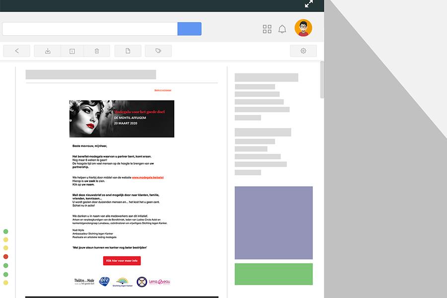 e-mailmarketing Aalst Modegala
