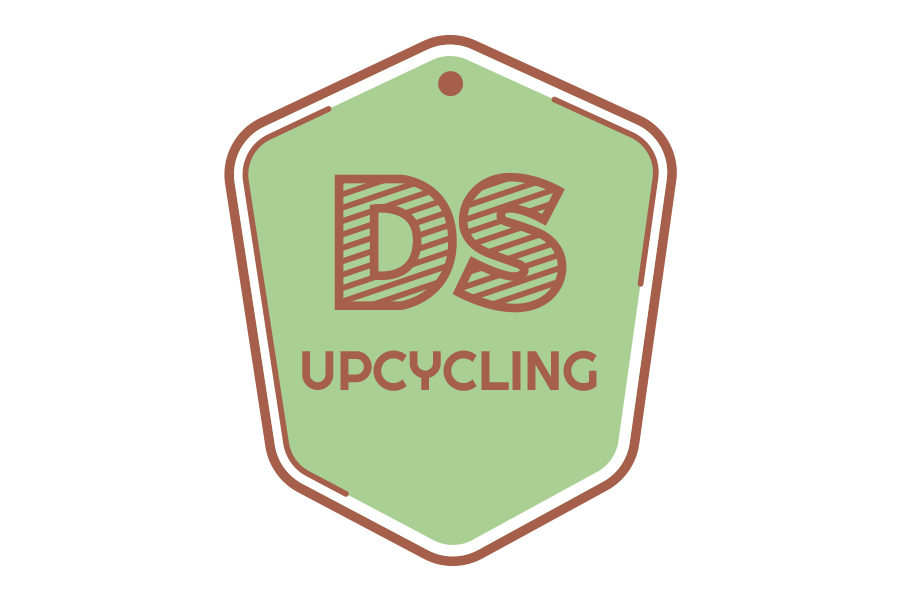 logo ontwerp ds upcycling