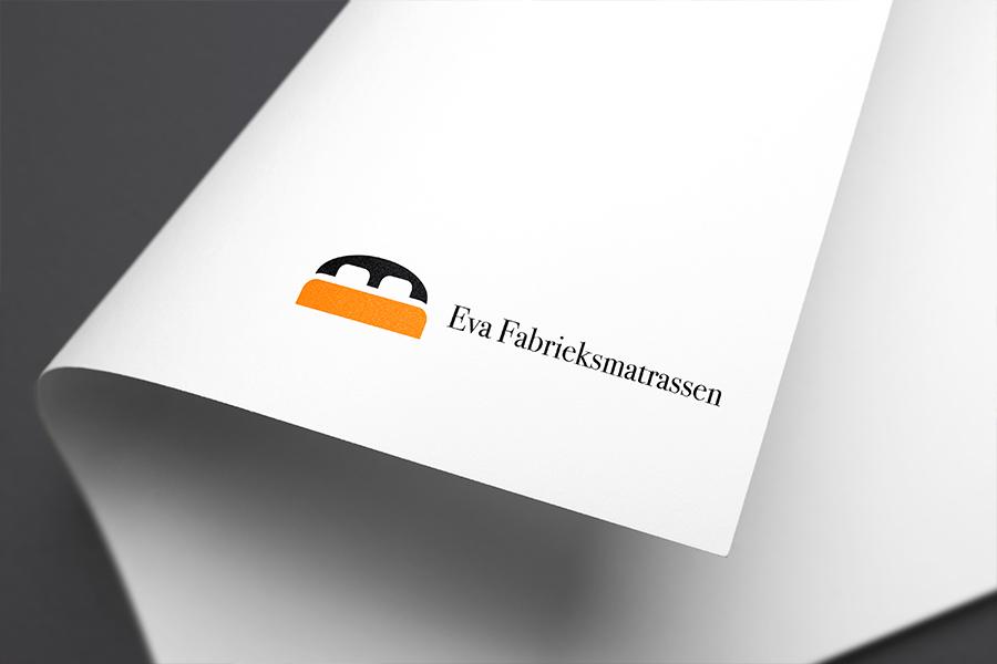 logodesign Eva Fabrieksmatrassen