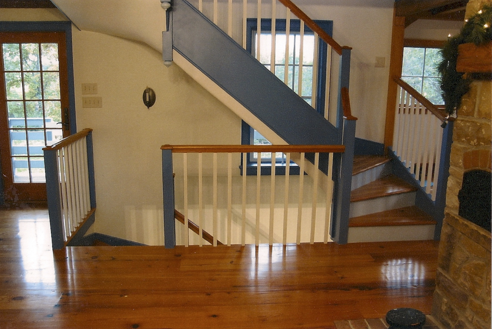 Stairway_Stairs_Staircase_Interior_Millwork_Craftsmanship_New_Holland_Lancaster_PA_Woodworking_Greenbank_Millwork_038