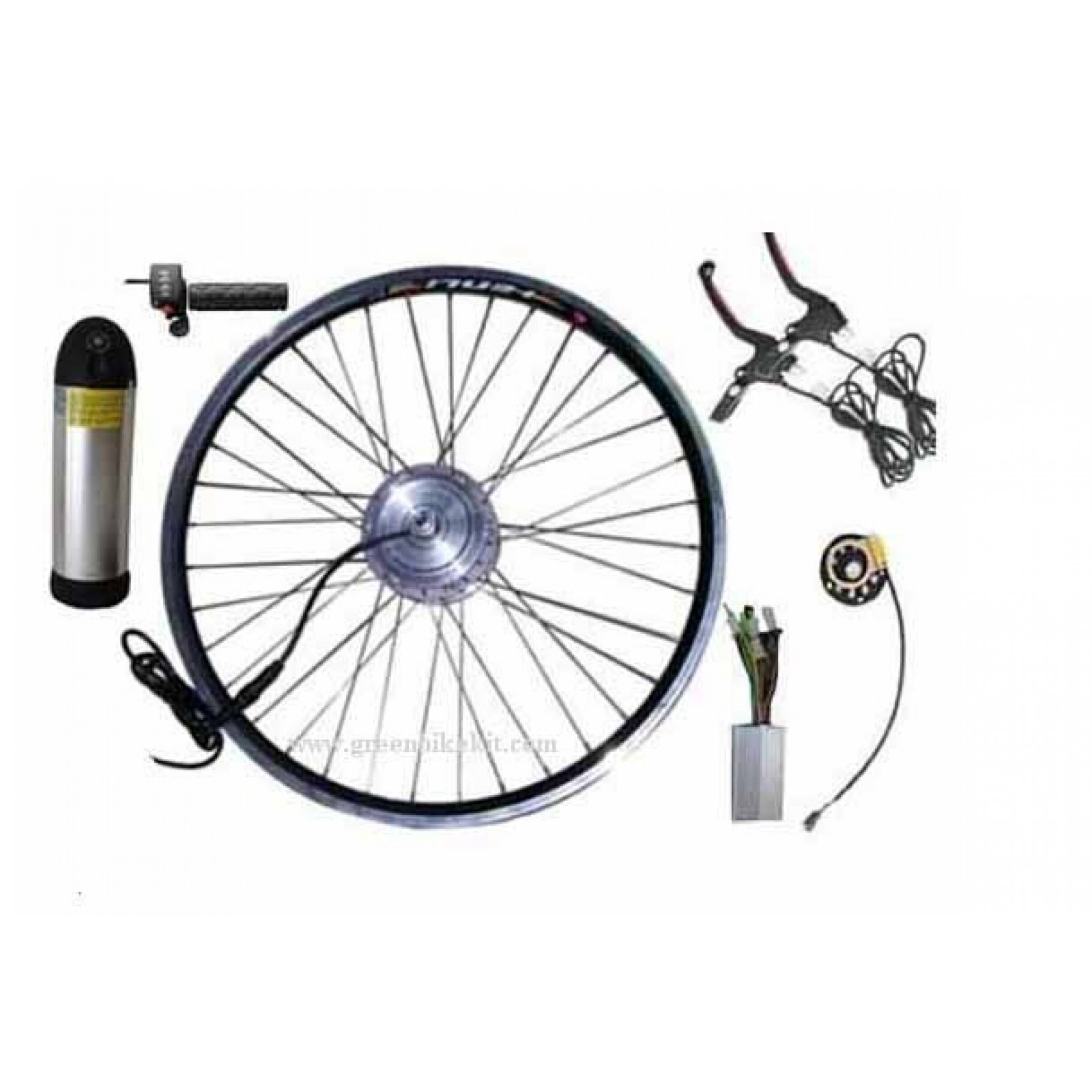 36v 250w Cassette Freewheel Cst Engine Kit With Bottle