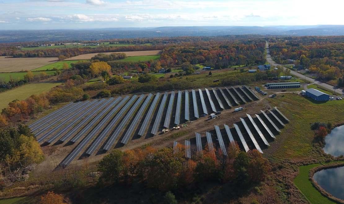 Community solar project, Common Energy