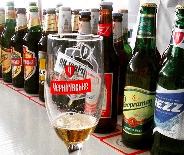 Top 10 World's Cheapest Beers 2017: Beers in Ukraine