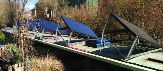Elijah solar installation