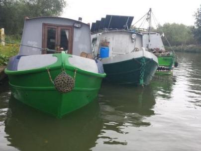 ThreeGreenBoats