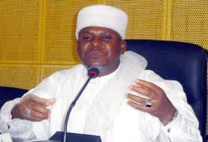 JNI Secretary-General Khalid Abubakar Ali