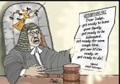 Judicial iroko