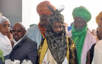 Sanusi Lamido as Emir