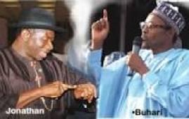 Buhari Jonathan