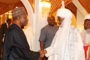 Jonathan meets Emir Sanusi
