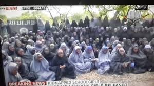 Abducted Chibok Girls