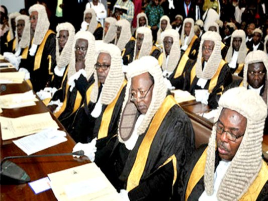 nigerian judges