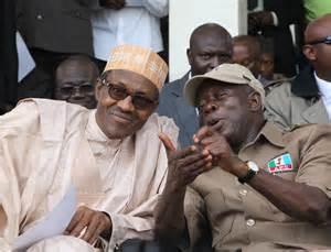 Buhari and Oshiomhole