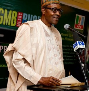 Buhari at Chattam House London