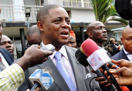 Fani Kayode in court