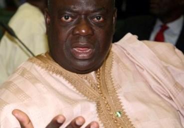 Former Gov. Babangida  Aliyu of Niger state
