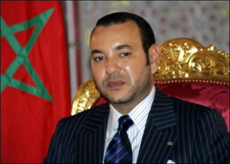 Moroccan Leader, King Mohammed VI
