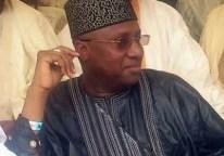 Adamawa State governor, Mohammadu Bindow,