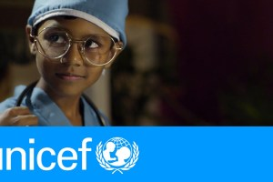 UNICEF kid