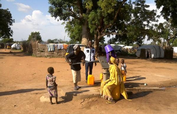 Malkohi settlement borehole