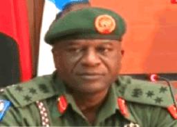Brigadier General Faruk Yahaya