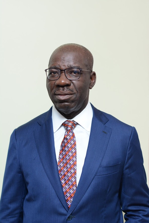 Edo state governor, Obaseki Godwin