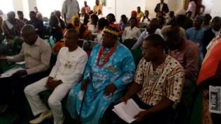 Ogoni rulers