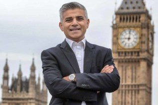 Sadiq Khan London Mayor