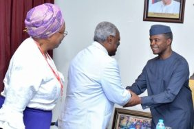 Kumuyi and Osinbajo