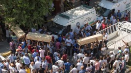 Terrorists attack in Turkey