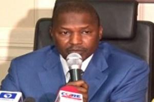 Minister of Justice, Malami Abubakar