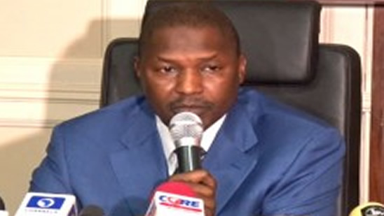 Minister of Justice, Malami Abubakar