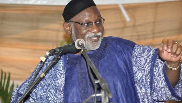 Ondo State Governor, Akeredolu Rotimi