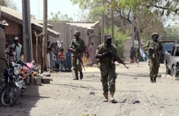 Soldiers Discover Boko Haram Night Market In Borno