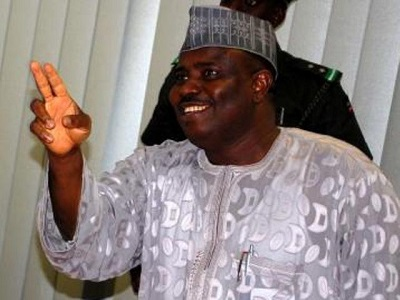 Governor Aminu Tambuwa