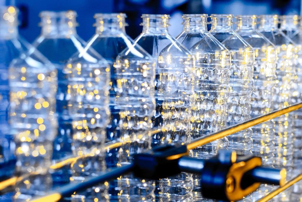Plastic + Glass Bottles