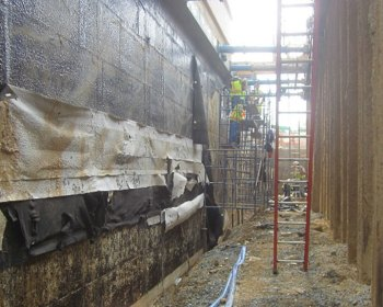Greenbridge Construction Waterproofing