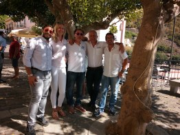 The event was jointly organised by PADI and DAN Europe