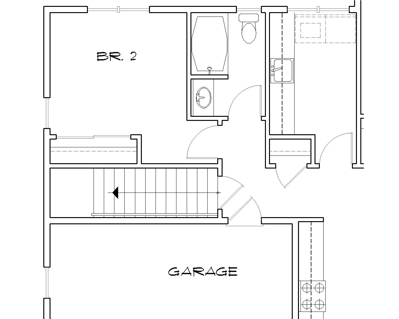 House Vershire House Plan
