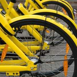 Frühstück: Shared Mobility – Die Zukunft der städtischen Mobilität, Do 4. April 19