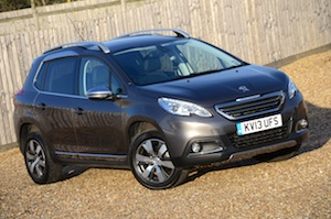 Peugeot 2008 Allure 1 6 E Hdi 92 Review Greencarguide Co Uk