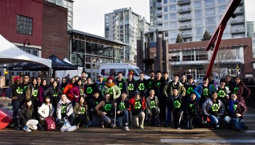 Yaletown 2014 Group