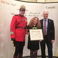 Green Chair Receives 2017 Canada's Volunteer Awards