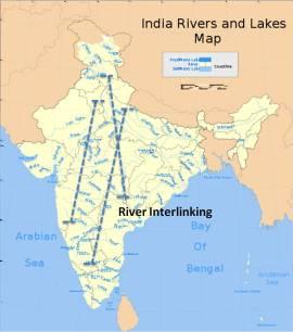 Indian river interlinking